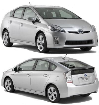 Présentation de la nouvelle génération de Toyota Prius