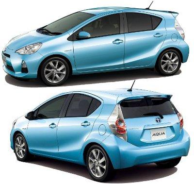 Toyota élargit sa gamme de Toyota Prius avec ce modèle compact, la Toyota Prius C.
